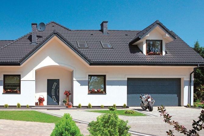 Cztery sposoby na bramy garażowe