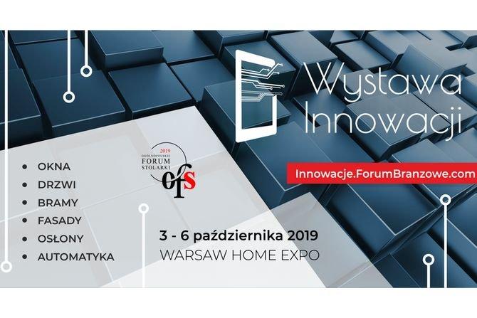 Co nowego w stolarce? Zaproszenie na Wystawę Innowacji