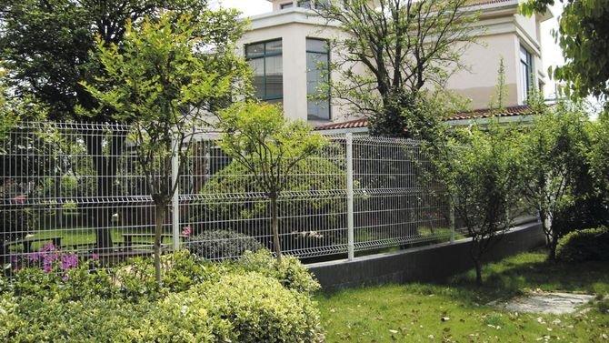 Panele ogrodzeniowe Nylofor 3D