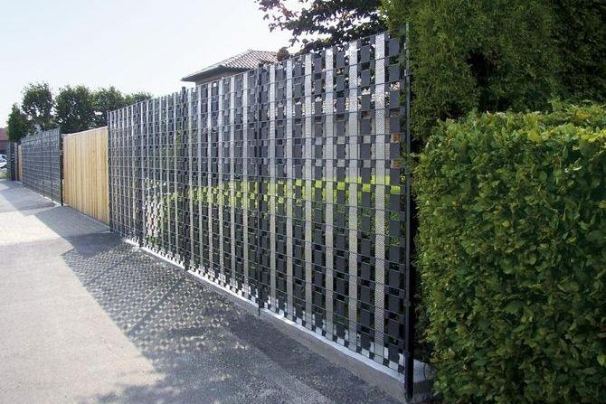 Panele ogrodzeniowe Zenutro i Zenturo Super