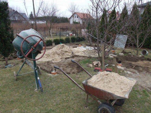 Jak zrobić beton - jak obliczyć, ile go potrzeba