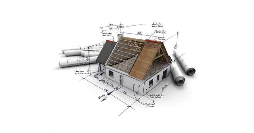 Budujemy coraz mniejsze domy na coraz mniejszych działkach