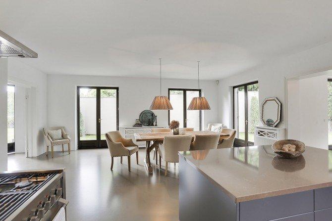 Mieszkanie w Danii - puste wnętrza ;)