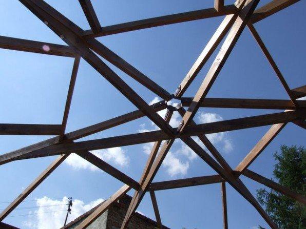 Budowa altany z wędzarnią i grillem - podsumowanie