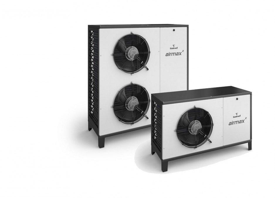 Pompa ciepła Airmax²