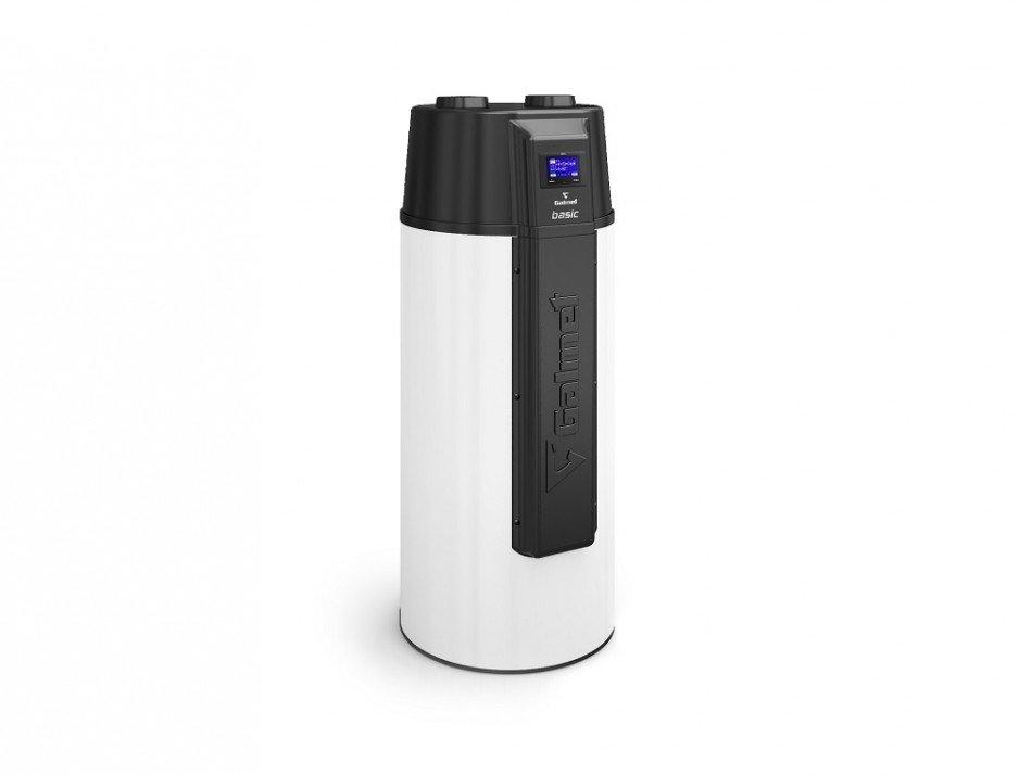 Pompa ciepła z podgrzewaczem c.w.u. Basic