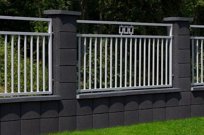 Ogrodzenie murowane MODYŃ