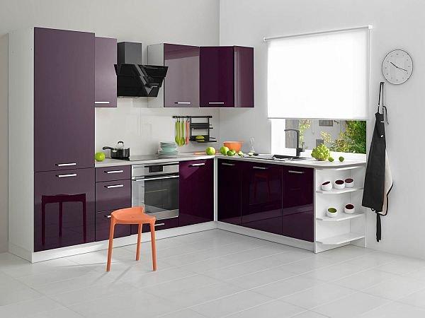 Kolorowe kuchnie