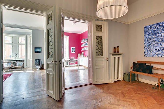 Mieszkanie w Sztokholmie