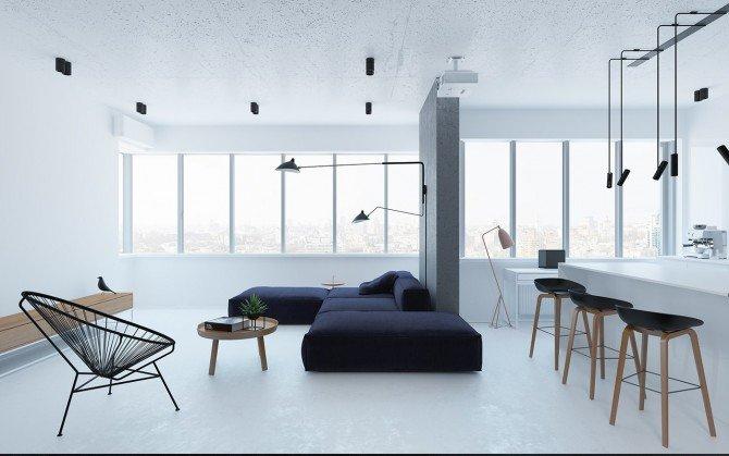 Styl minimalistyczny w czystej formie