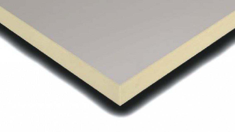 Ocieplenia: EUROFLOOR Płyta PIR do izolacji posadzek, również pod ogrzewanie podłogowe