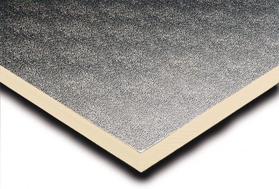 Ocieplenia: POWERDECK Płyta PIR do izolacji dachów płaskich i tarasów