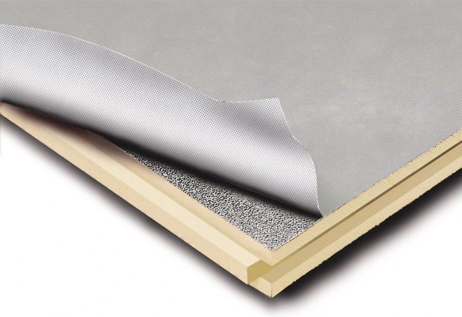Ocieplenia: POWERROOF Płyta PIR do izolacji dachów skośnych