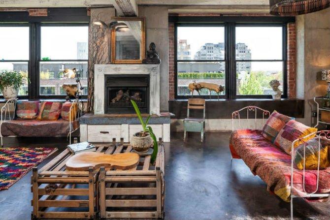 Dom przerobiony ze stodoły - stary, klimatyczny, piękny
