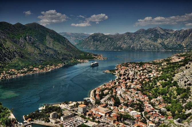 Kotor - perła Czarnogóry