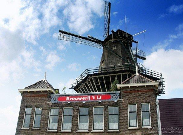 Kontrastowy Amsterdam
