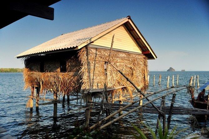 W wiosce na wodzie - Ko Panyi