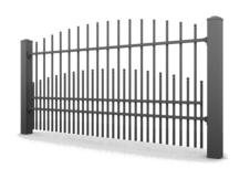 System ogrodzeń posesyjnych PREMIUM
