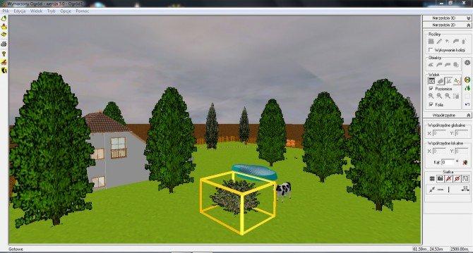 Wymarzony ogród - czyli zabawy w wirtualnego ogrodnika ciąg dalszy