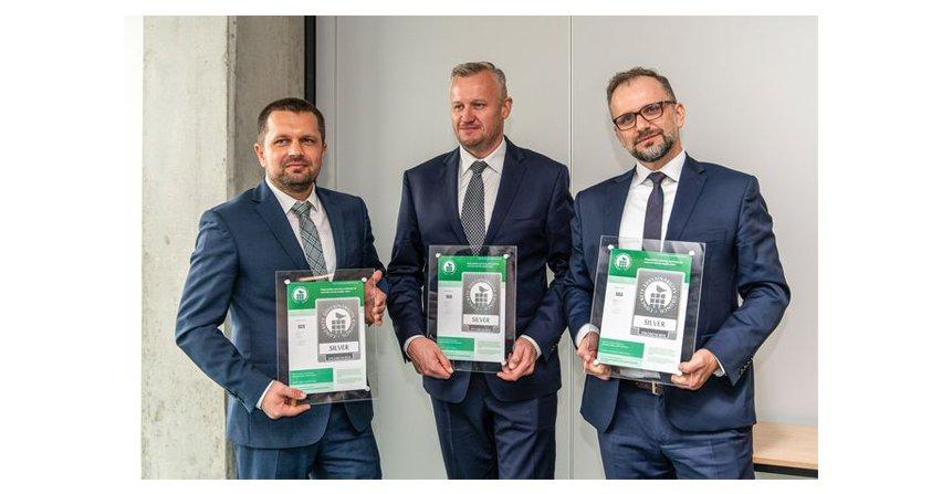 Górażdże Beton pierwszą polską firmą z certyfikatem Concrete Sustainability Council