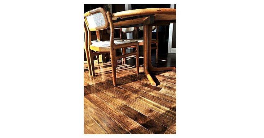 Jak dbać o podłogę z drewna egzotycznego?