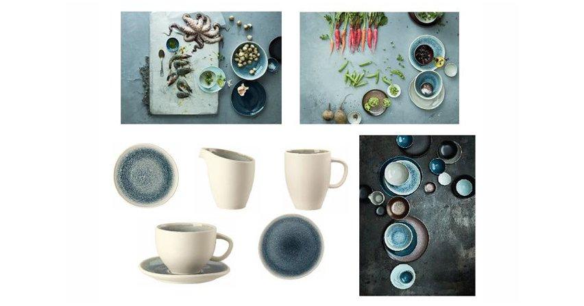 Junto - porcelana w naturalnym wydaniu