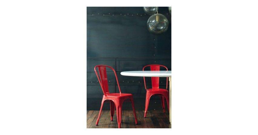 Kultowe krzesła Tolix