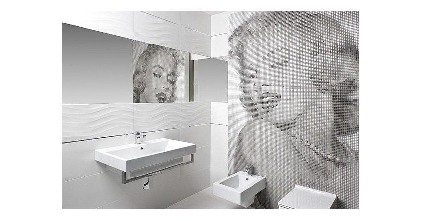 Marylin Monroe w łazience