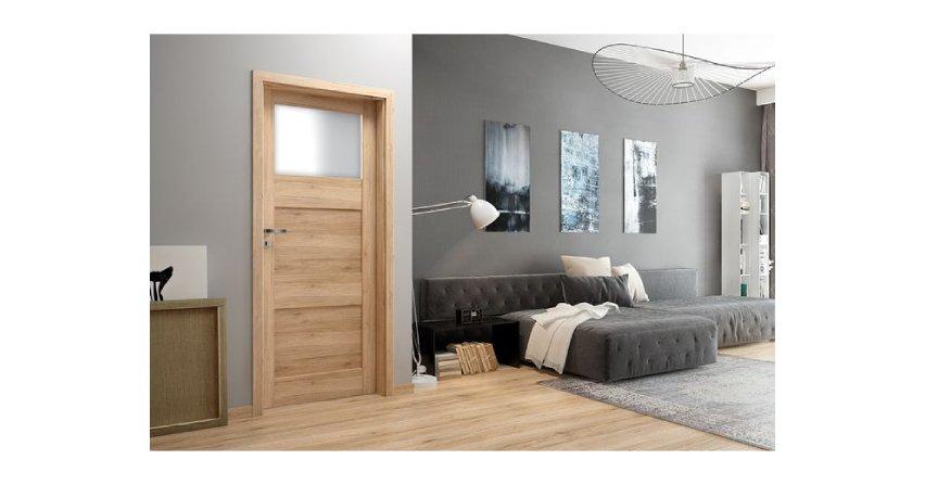 Jak dobrać kolor drzwi do podłogi?