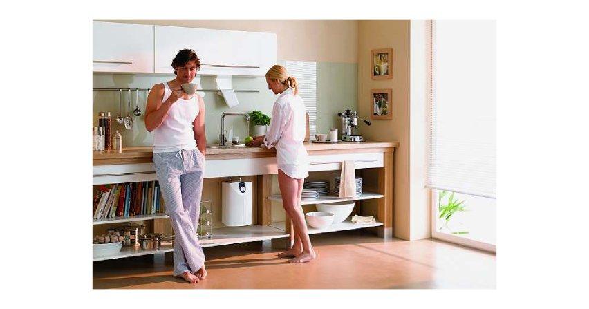 Jak energooszczędnie ogrzewać ciepłą wodę użytkową