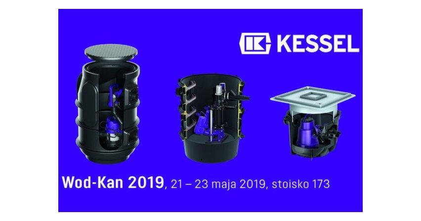 Kessel zaprasza na targi WOD-KAN 2019