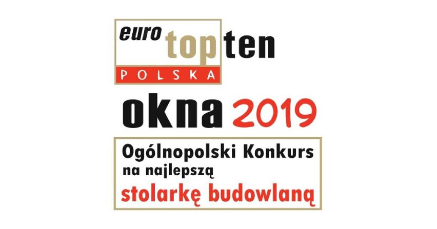Konkurs Top Ten Okna 2019