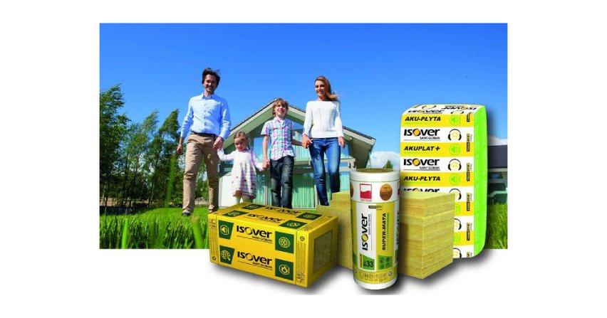 Tytuł Superbrands dla marki Isover