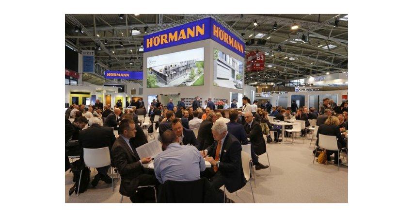 Hörmann na targach BAU 2019