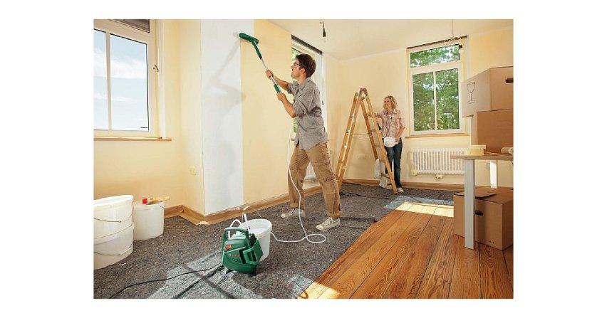 Maluj ściany bez gruntowania! »