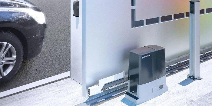Bezpieczna i nowoczesna automatyka do bram BENINCA