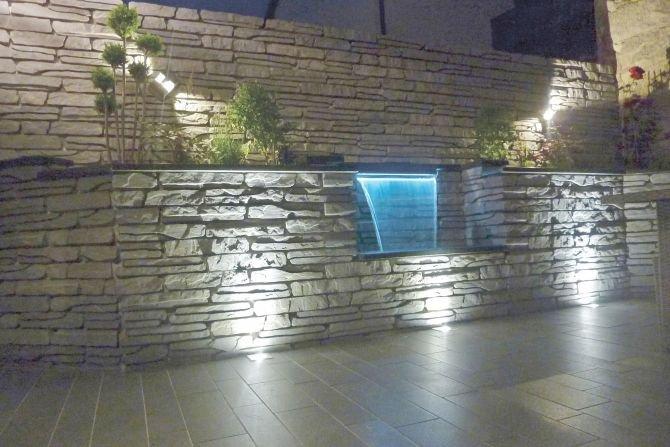 Beton rządzi… w ogrodzie