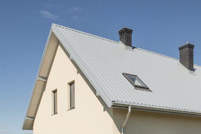 Blacha trapezowa jako pokrycie dachowe i elewacyjne