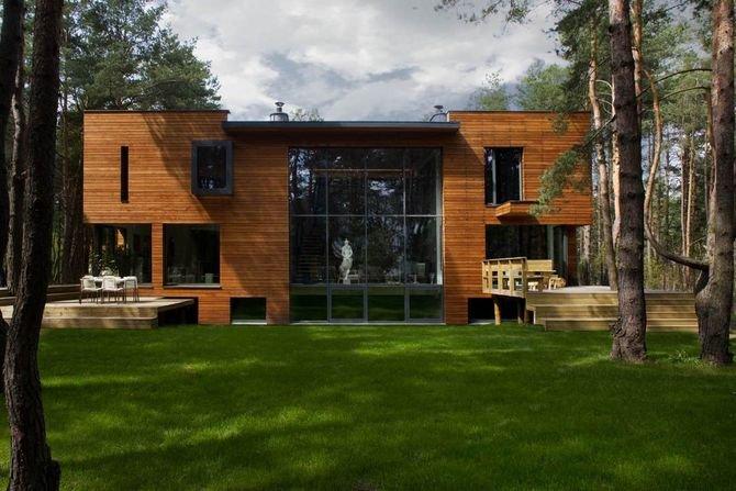 Rodzinny dom architekta