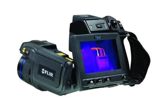 Kamera termowizyjna FLIR T640