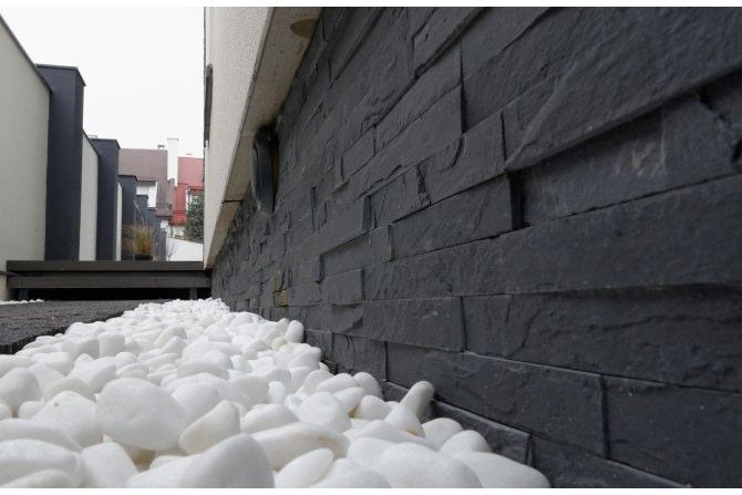 Elewacja z kamienia naturalnego - jaki materiał i kolor. Kamień elewacyjny: rodzaje, trendy i koszty