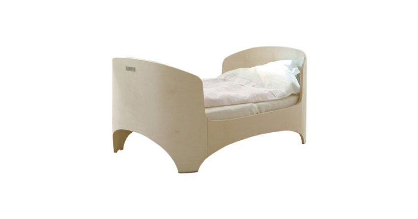 Łóżeczko w stylu eko