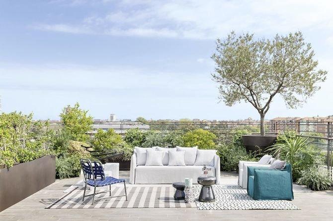 Designerskie meble na taras, balkon i do ogrodu