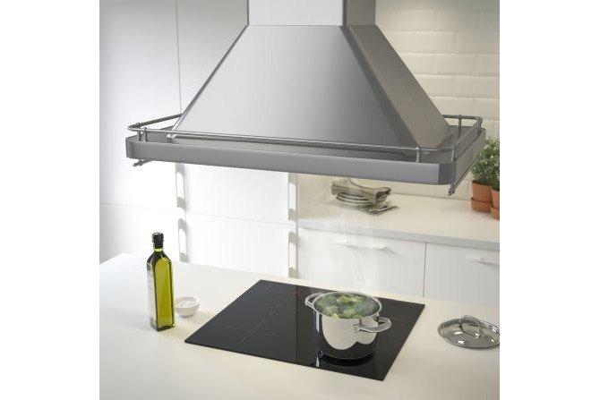 Okap kuchenny - 3 pomysły na aranżację