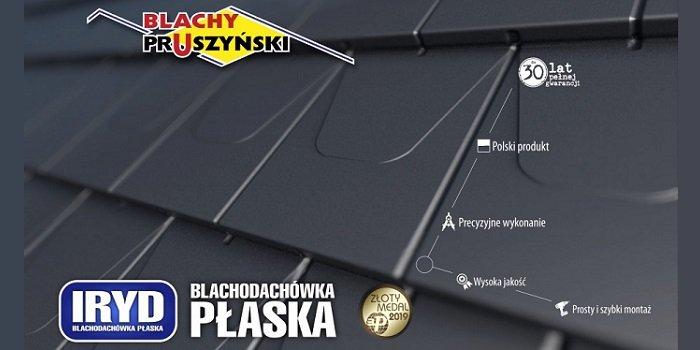 Blachy Pruszyński ze Złotym Medalem MTP 2019 r.