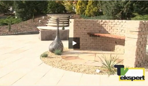 Z czego wykonać murki, schody i kwietniki w ogrodzie?
