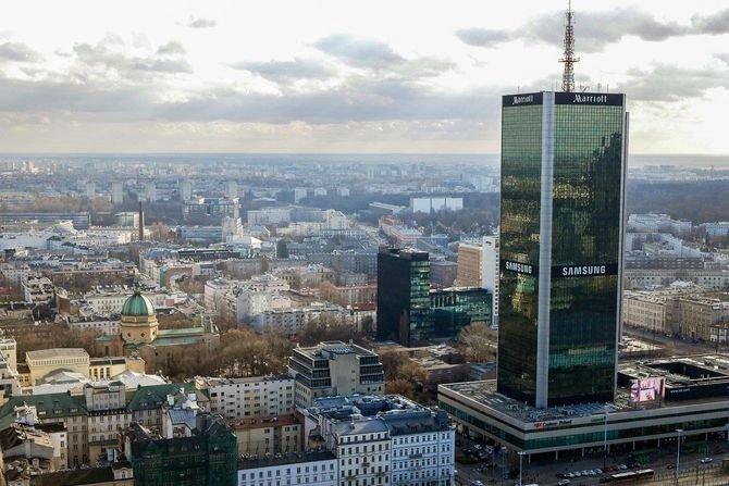 Najdroższe i najtańsze dzielnice Warszawy