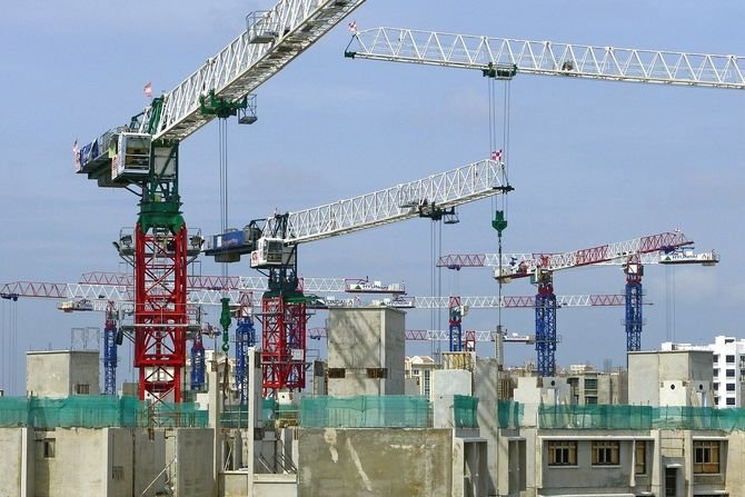 Załamanie budownictwa mieszkaniowego