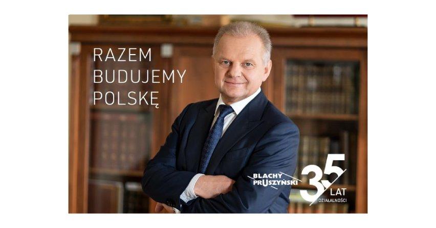 35 lat firmy Blachy Pruszyński
