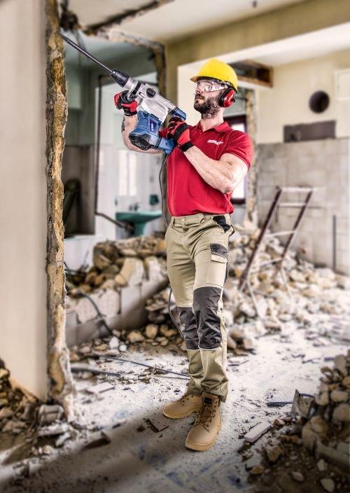Środki ochrony indywidualnej – bezpieczeństwo podczas pracy na budowie